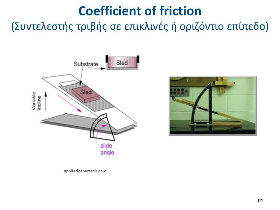 Αντοχές επίστρωσης Αντοχή της επίστρωσης (Dennison Test): Η ιδιότητα αυτή δείχνει πόσο εύκολα αποκολλάται η επίστρωση από τη βάση του χαρτιού.