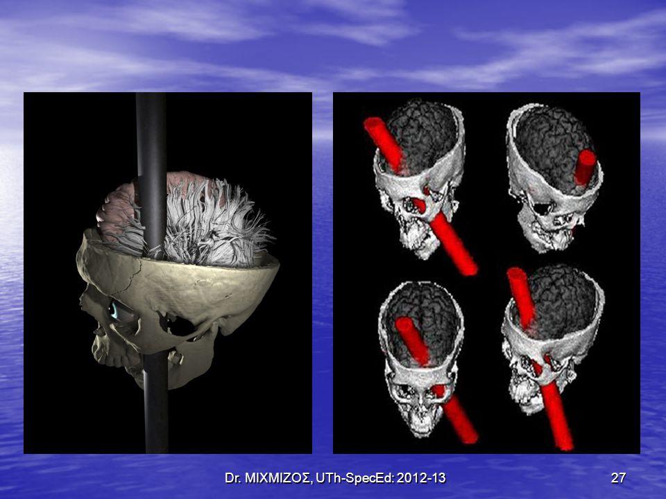 Dr. ΜΙΧΜΙΖΟΣ, UTh-SpecEd: 2012-13 27