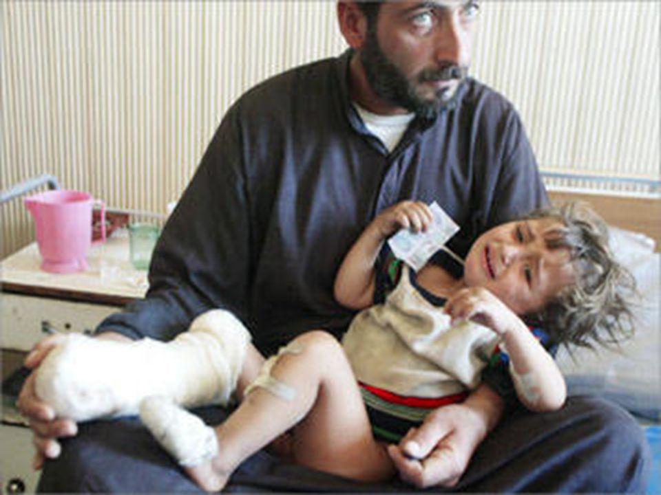 Τραυματίες στη Φαλούτζα