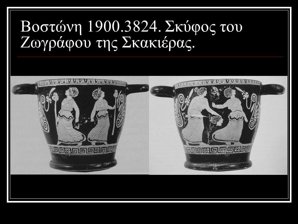 Αγγεία του Paestum: σχήματα