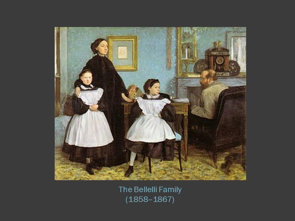 The Bellelli Family (1858–1867)