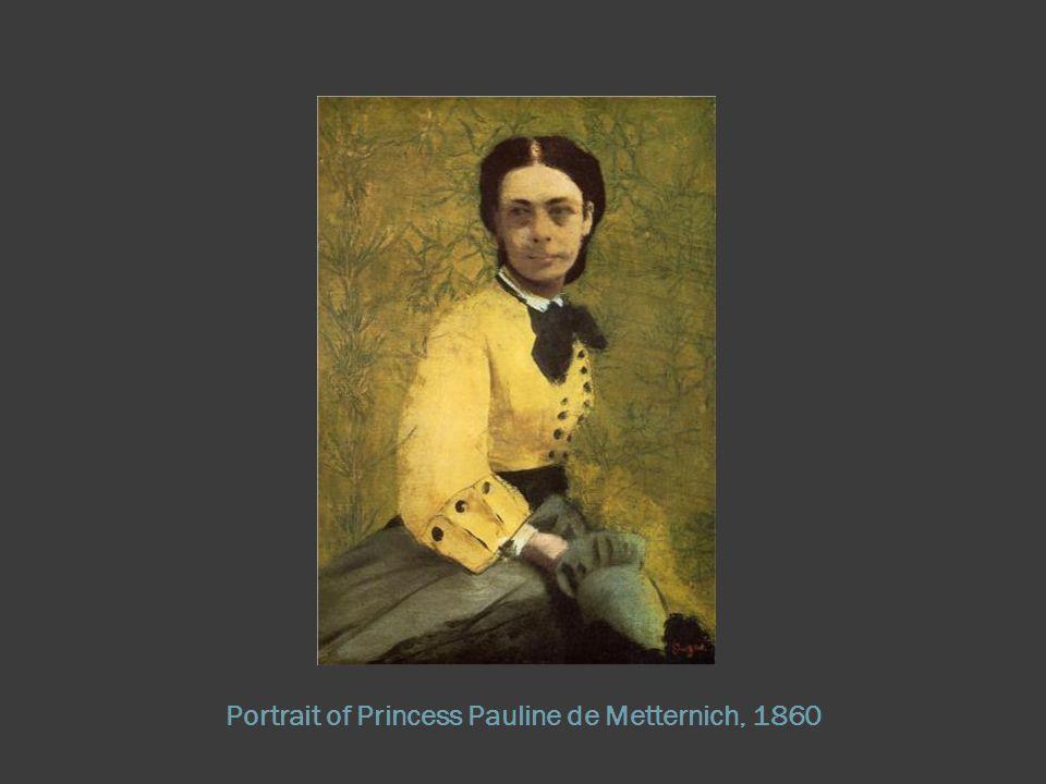 Portrait of Princess Pauline de Metternich, 1860