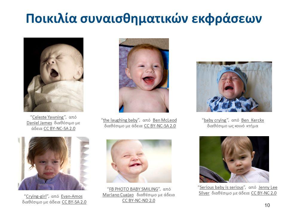 """Ποικιλία συναισθηματικών εκφράσεων 10 """"Celeste Yawning"""", απόCeleste Yawning Daniel JamesDaniel James διαθέσιμο με άδεια CC BY-NC-SA 2.0CC BY-NC-SA 2.0"""
