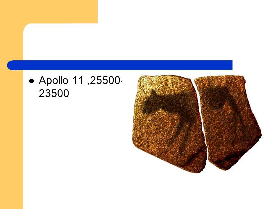 Apollo 11,25500- 23500