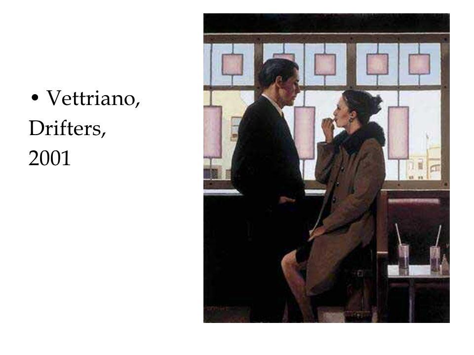 Vettriano, Drifters, 2001