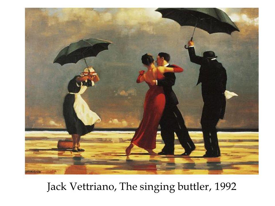 Jack Vettriano, Narcissistic bathers, 1994