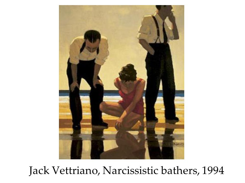 Vettriano, The road to nowhere, 1996