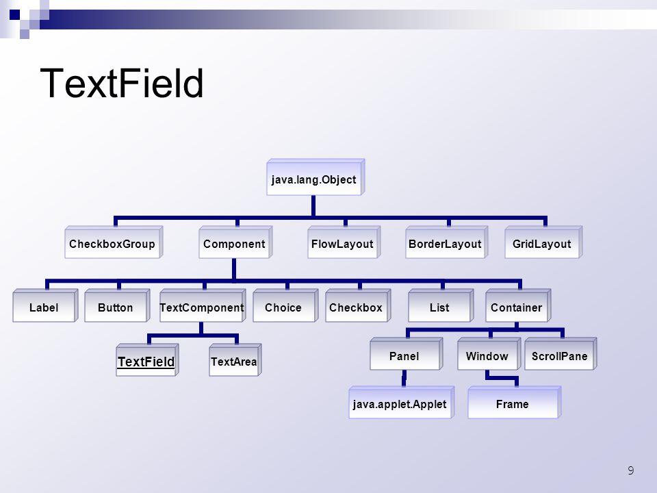 9 TextField