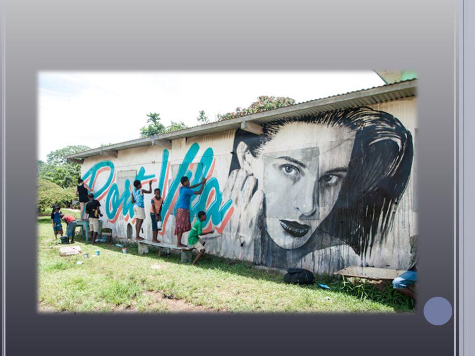 STENSIL Stensil :μια διαφορετική τεχνική graffiti που γίνεται με την χρήση σπρέι και χαρτονιού.