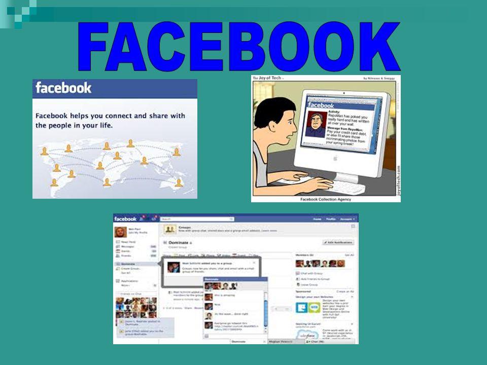 Facebook Επικοινωνία μέσω μηνυμάτων.