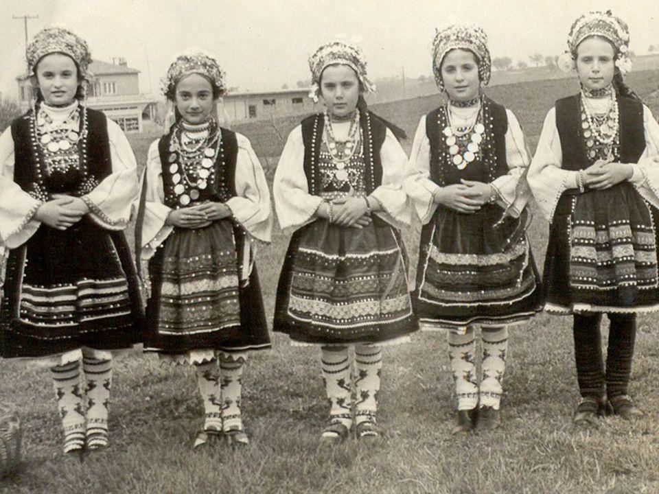 Έργο 1 ο Θέμα: Ελληνικές παραδοσιακές φορεσιές