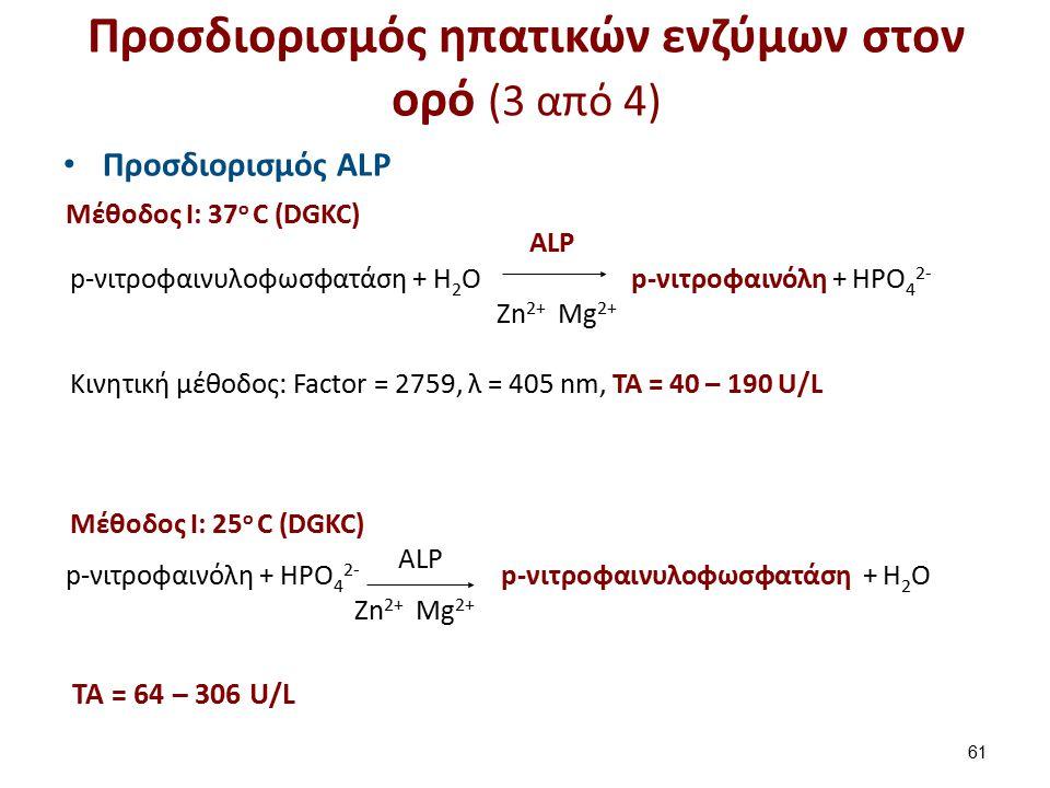 p-νιτροφαινόλη + HPO 4 2- p-νιτροφαινυλοφωσφατάση + H 2 O Zn 2+ Mg 2+ p-νιτροφαινυλοφωσφατάση + H 2 O p-νιτροφαινόλη + HPO 4 2- Zn 2+ Mg 2+ Κινητική μ
