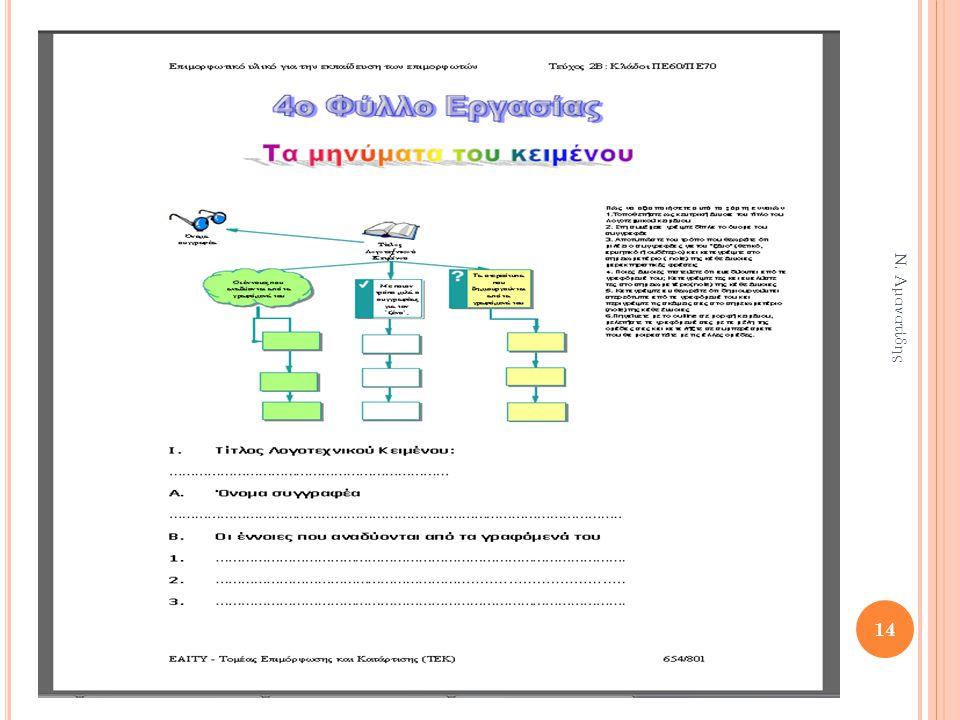 14 Ν. Αμανατίδης