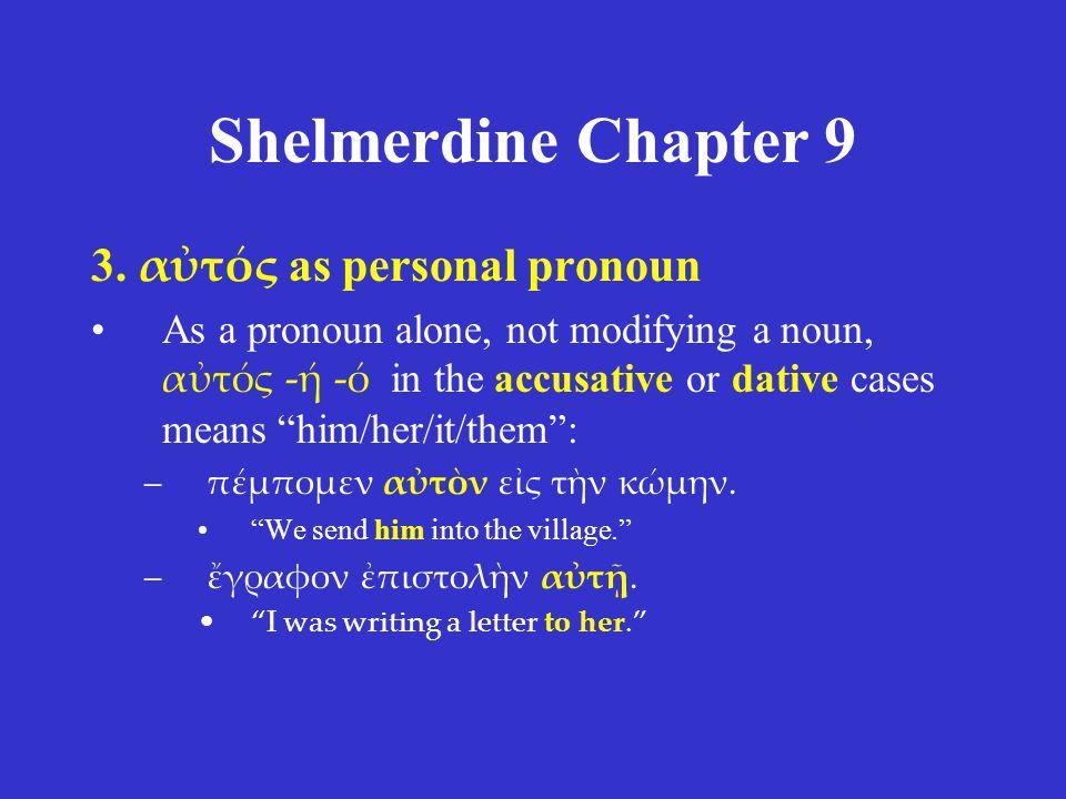Shelmerdine Chapter 9 3.