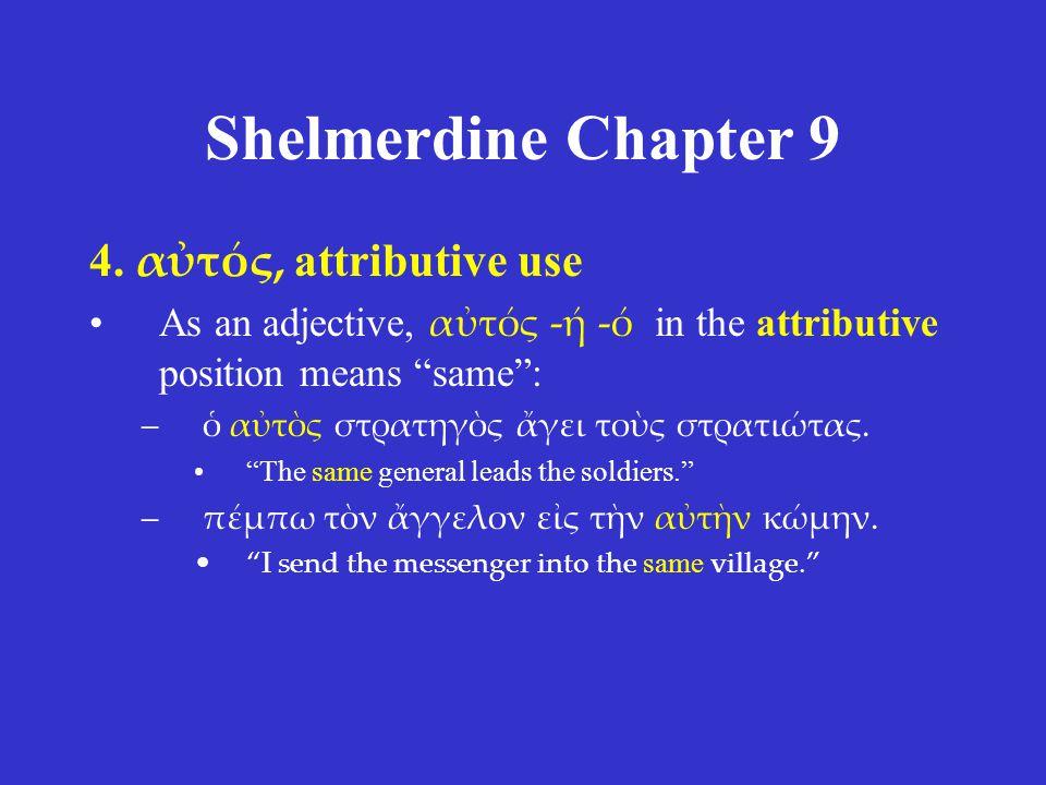 Shelmerdine Chapter 9 4.