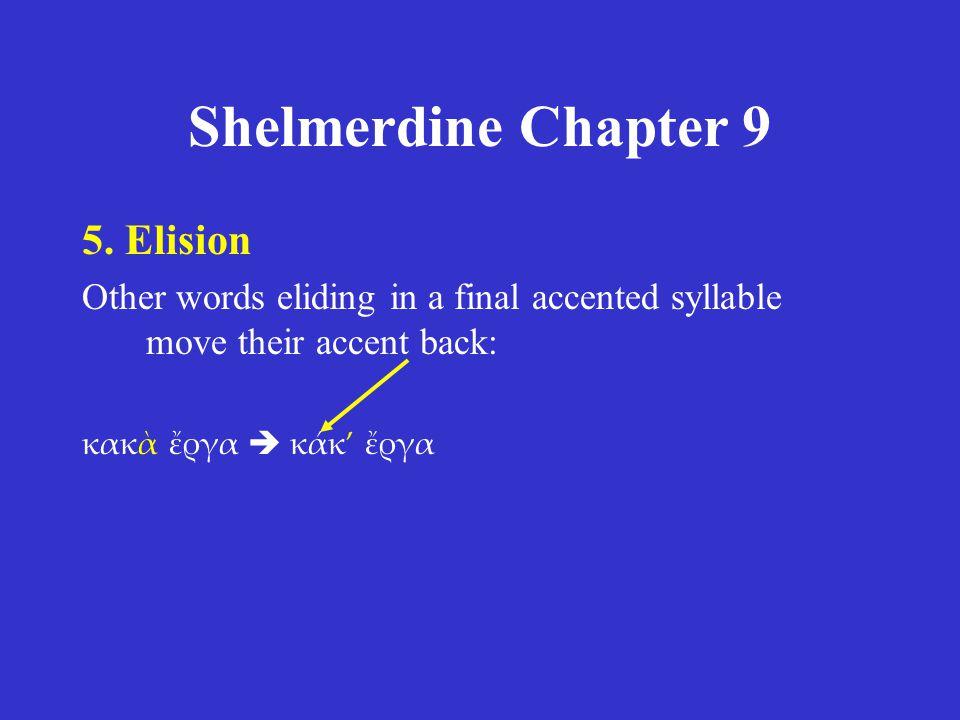 Shelmerdine Chapter 9 5.
