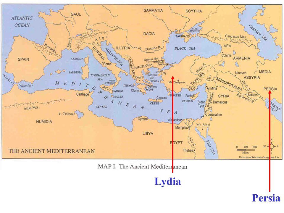 Persia Lydia