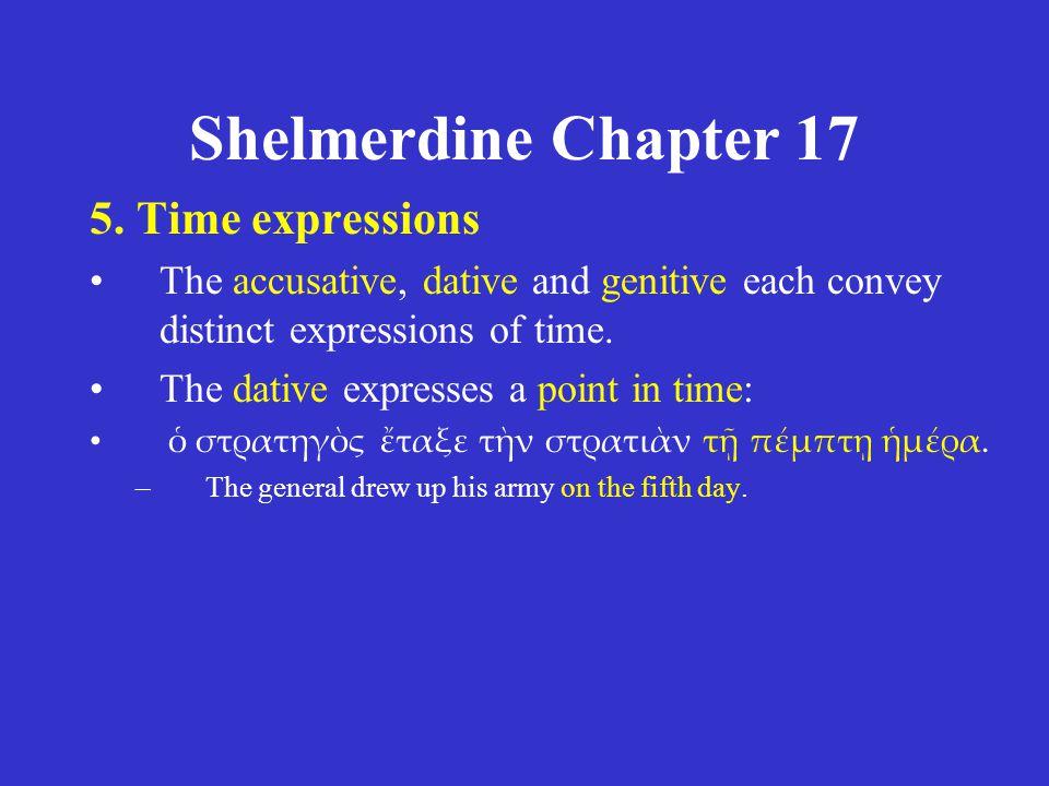 Shelmerdine Chapter 17 5.