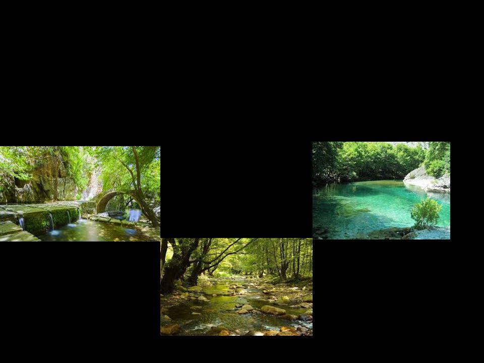 Ελληνικά ποτάμια Greek rivers