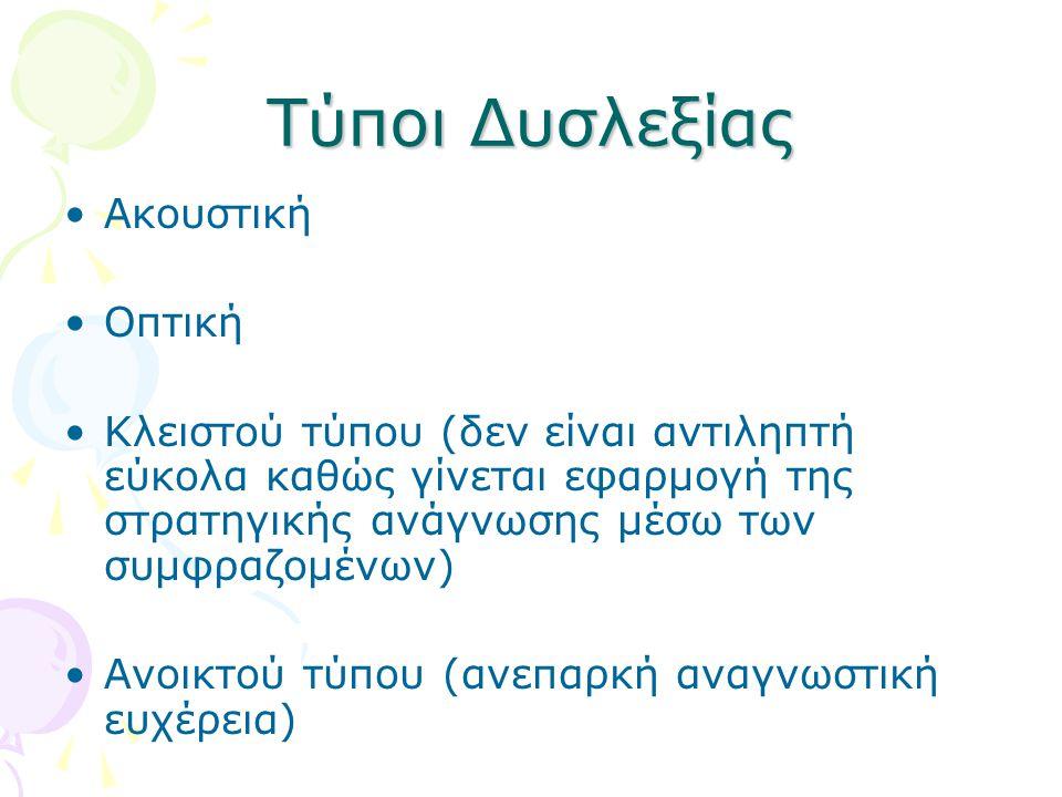 Γενικές Στρατηγικές Διδασκαλίας 1.Εξατομικευμένη Βοήθεια 2.