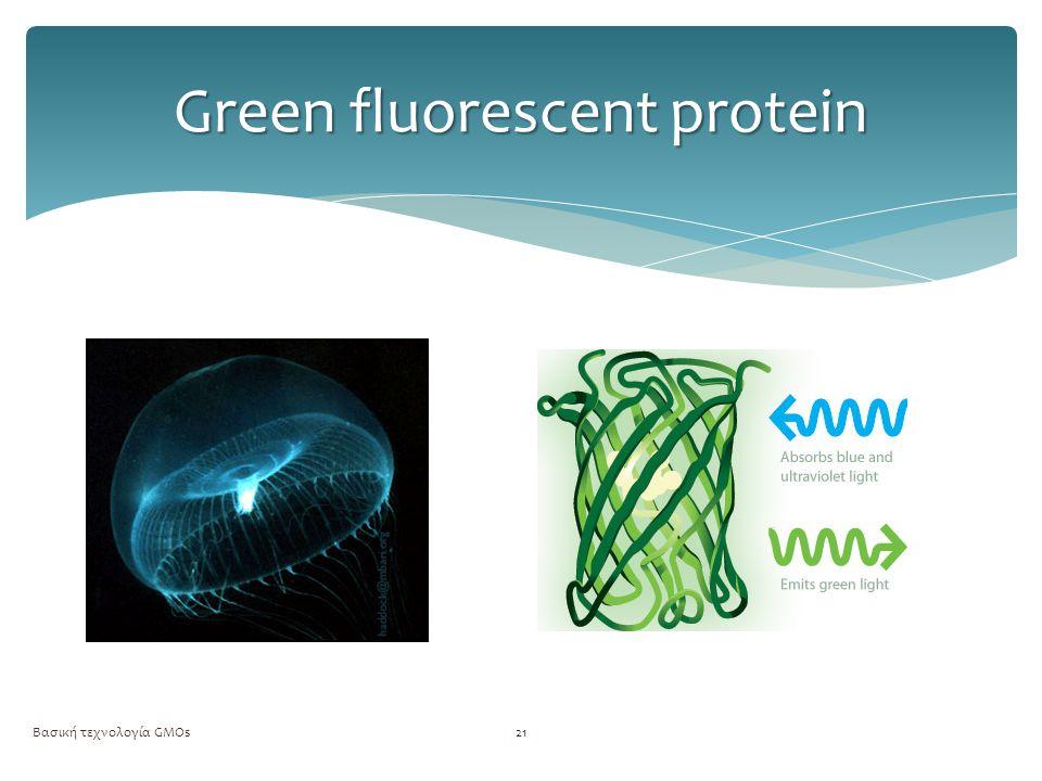 Βασική τεχνολογία GMOs22