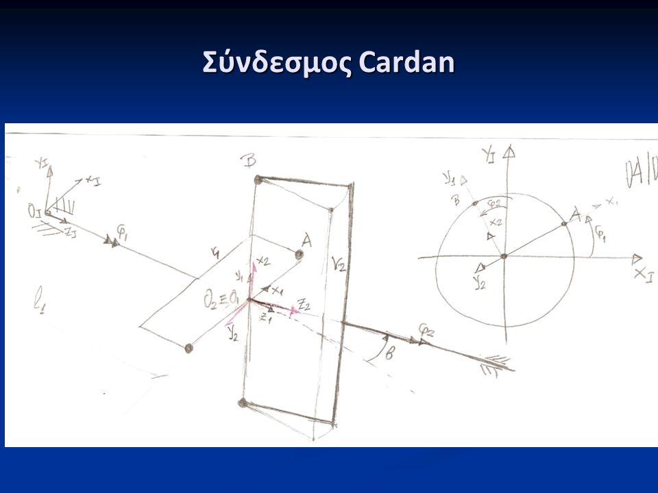 Σύνδεσμος Cardan