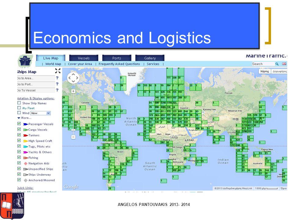ANGELOS PANTOUVAKIS 2013- 2014 Economics and Logistics