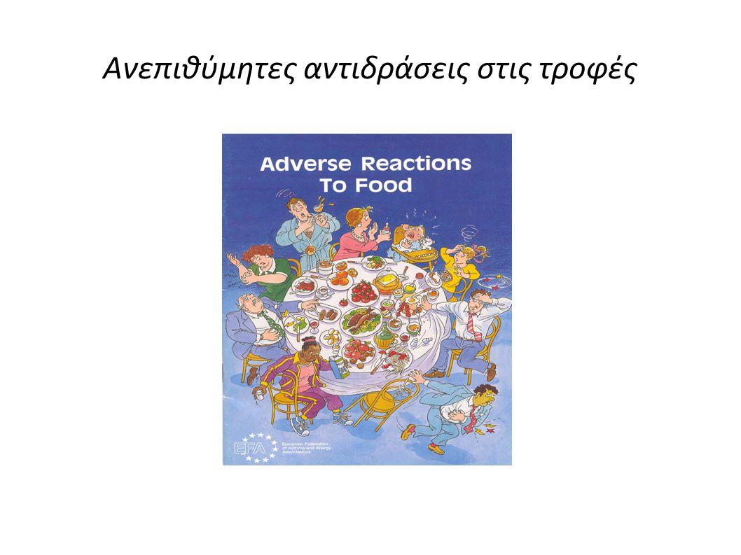 Ποιά είναι η διαχρονική εξέλιξη;  Από την αρχή που εμφανίζεται μια τροφική αλλεργία, είναι εφικτή μία εκτίμηση της διαχρονικής εξέλιξης της.