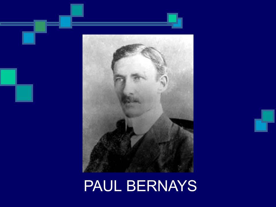 PAUL BERNAYS