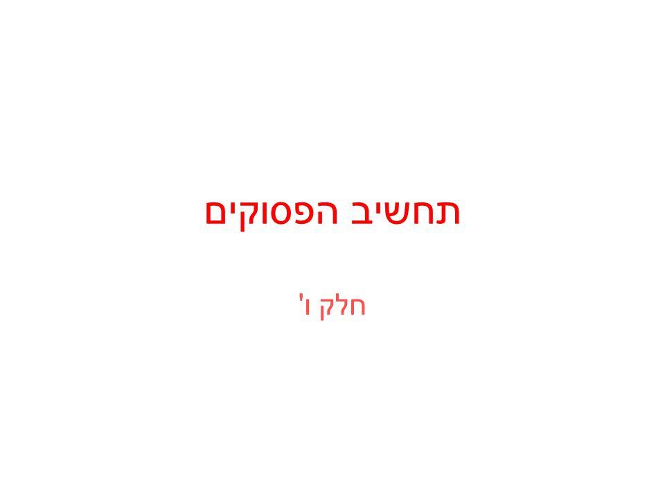 פירוש נסמן ע י P את הקבוצה של כל הפסוקים האטומיים: P = {p 1,p 2,…}.