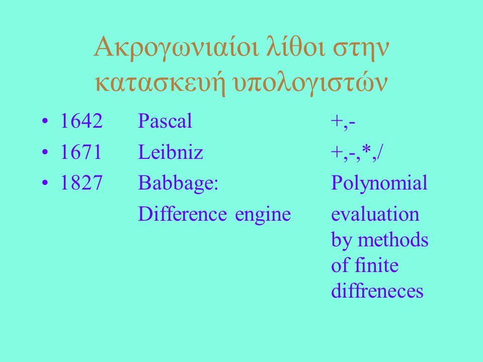 Τελεστές Σύγκρισης Χρησιμοποιούνται για σύγκριση μεταξύ αριθμών ή αλυσίδων χαρακτήρων.