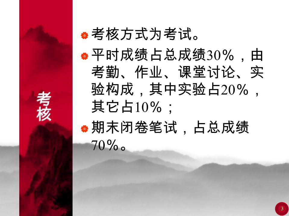 2 教材:  《通信原理》(第 5 版),樊昌信 等编著, (北京)国防工业出版社 2001.5 参考文献:  数据通信原理, R.W.