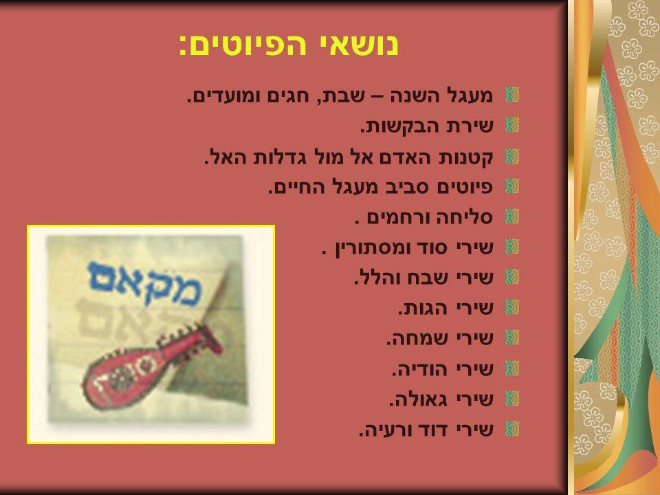 על הפיוט - התקווה ההמנון הלאומי של מדינת ישראל מבוסס על בתיו הראשונים של שירו של נפתלי הרץ אימבר תקוותנו .