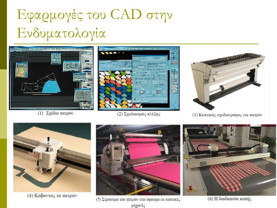 Εφαρμογές του CAD στην Ενδυματολογία