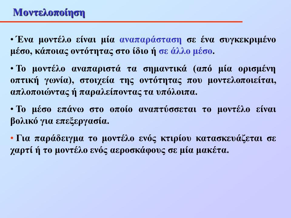 Διαγράμματα Δραστηριότητας (Activity Diagrams) Βασικά Διαγραμματικά Στοιχεία (UML)
