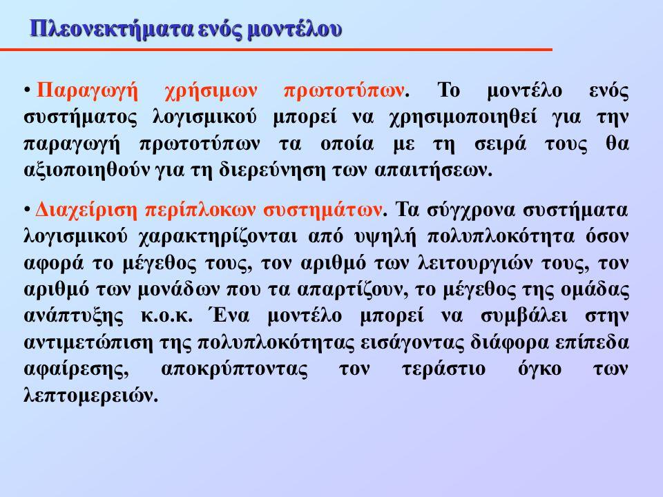 Τεκμηρίωση Περιπτώσεων Χρήσης a.
