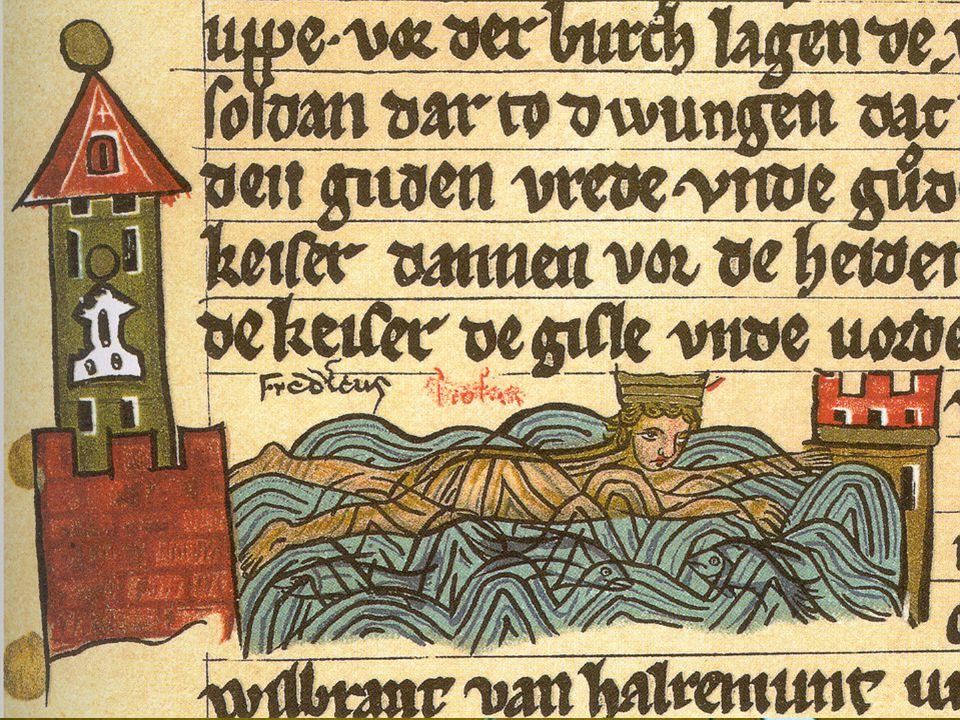 3 η Σταυροφορία 1189-1192 Φίλιππος ΑύγουστοςΕκστρατεία με σκοπό Φρειδερίκος Α' Βαρβαρόσατην απελευθέρωση των Ριχάρδος ΛεοντόκαρδοςΑγίων Τόπων Οι Γερμα
