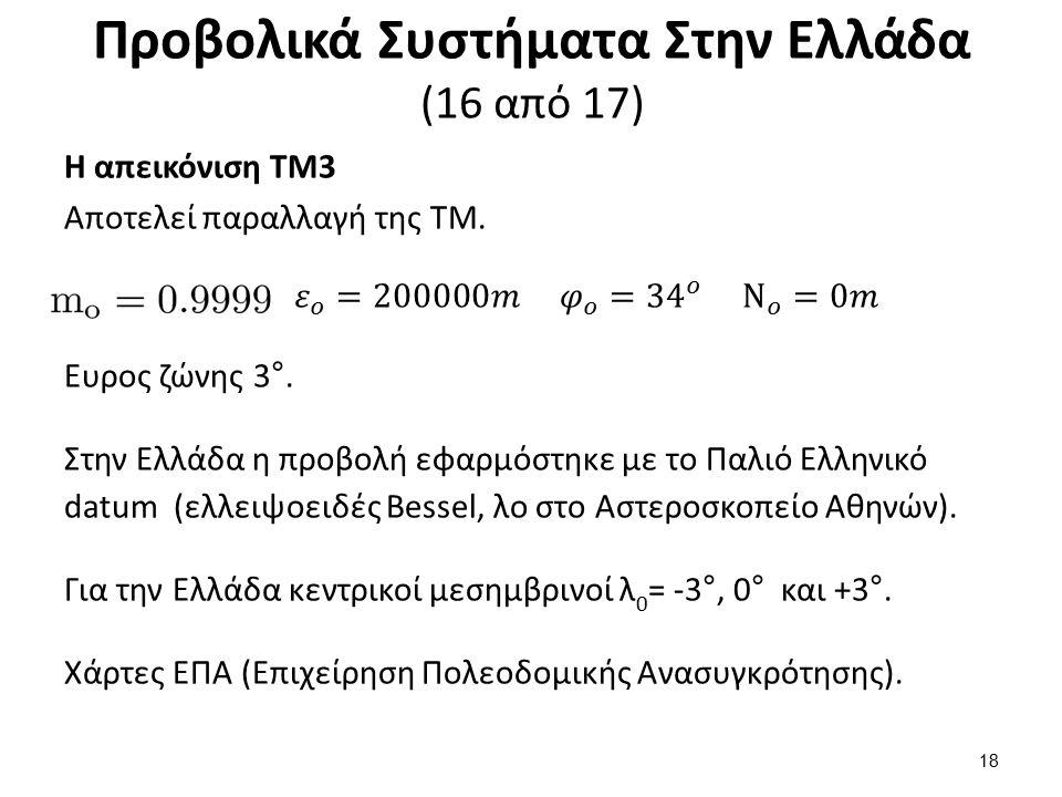 Προβολικά Συστήματα Στην Ελλάδα (16 από 17) 18