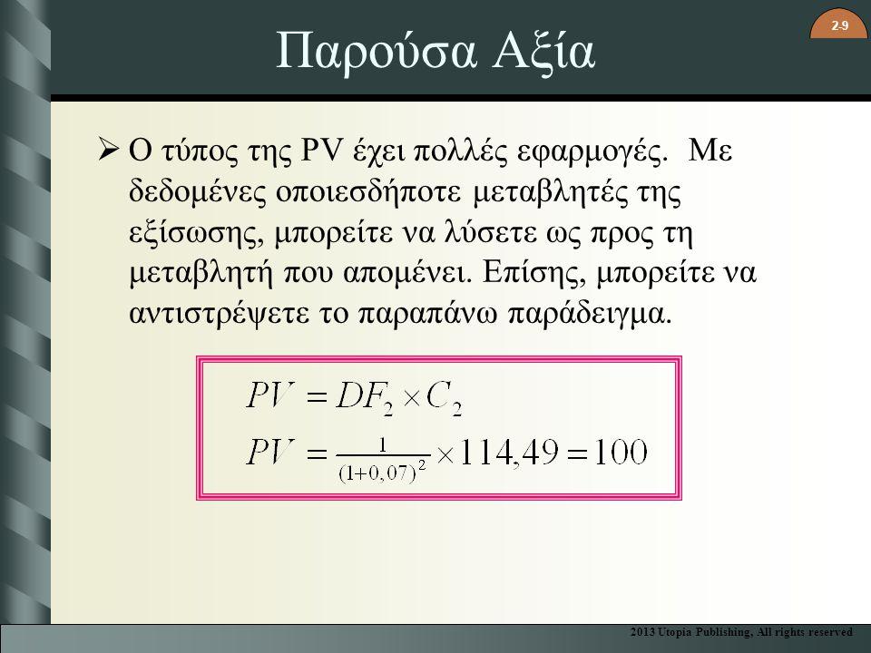 2-9  Ο τύπος της PV έχει πολλές εφαρμογές.