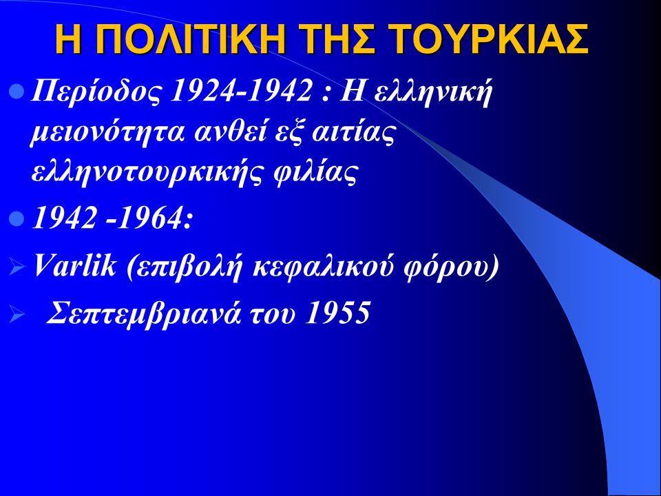 ΟΙ ΠΡΟΝΟΙΕΣ ΤΗΣ ΣΥΝΘΗΚΗΣ ΤΗΣ ΛΩΖΑΝΝΗΣ ΚΑΙ ΟΙ ΣΥΝΕΠΕΙΕΣ ΤΗΣ Γιατί η Συνθήκη της Λωζάννης δεν έλυσε οριστικά το ζήτημα των μειονοτήτων.  Οι προβλέψεις