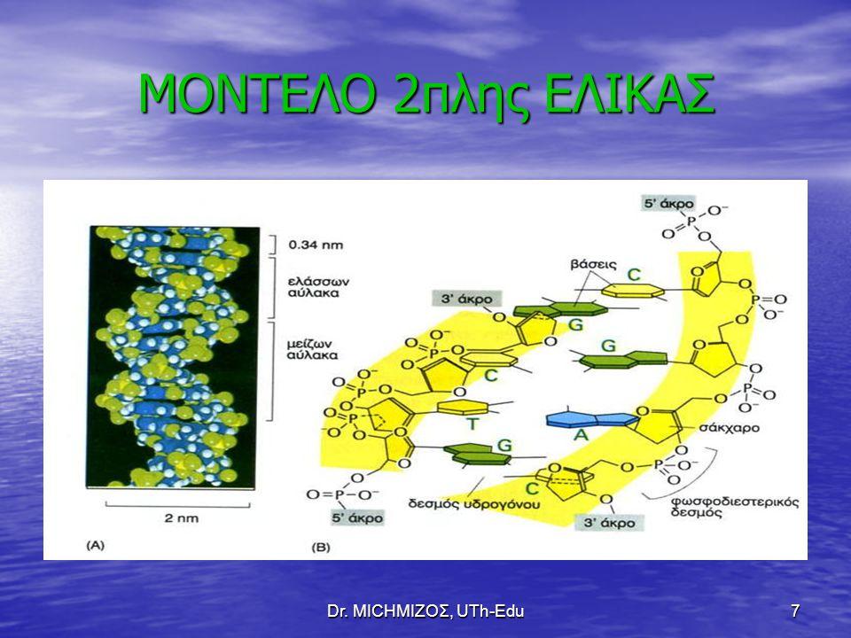 Dr. ΜΙCHΜΙΖΟΣ, UTh-Edu7 ΜΟΝΤΕΛΟ 2πλης ΕΛΙΚΑΣ