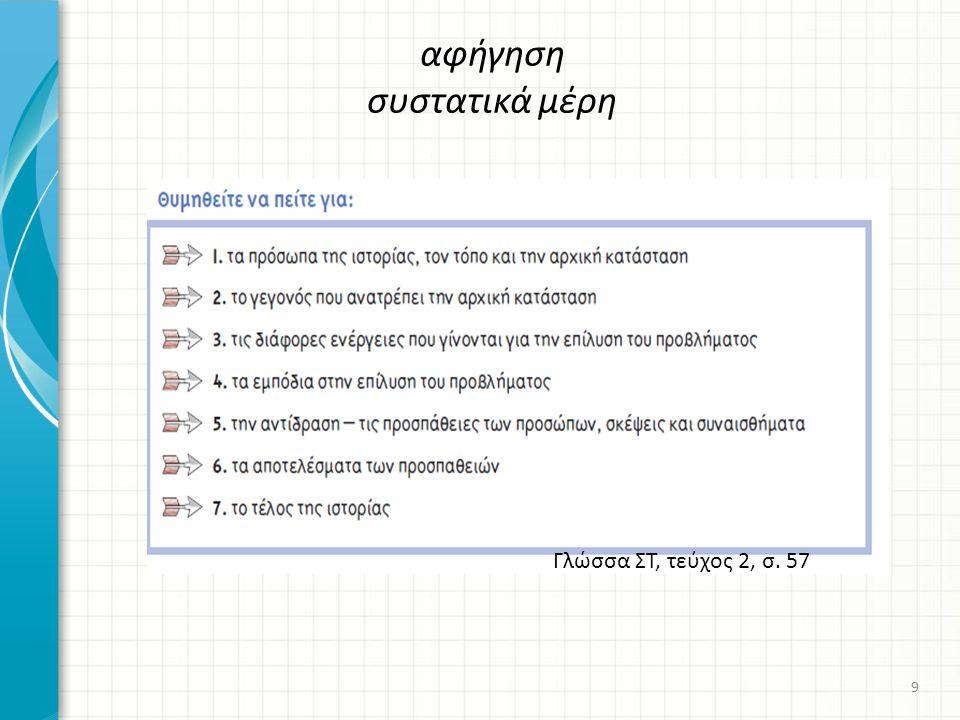 Γλώσσα ΣΤ, τεύχος 2, σ. 57 9