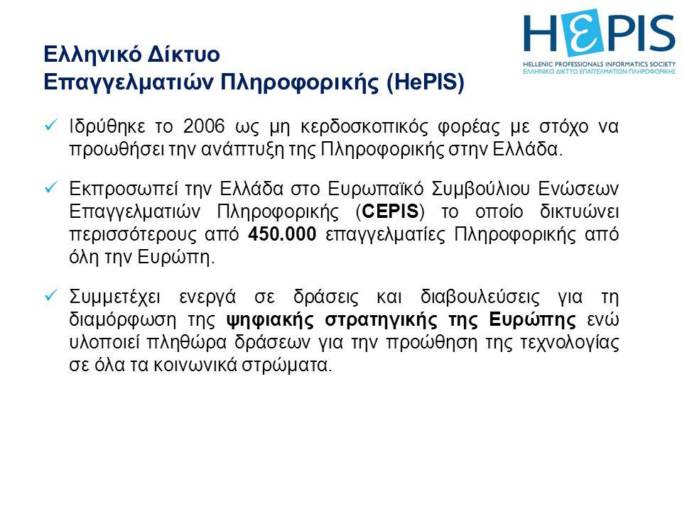 Σήμερα η ανεργία στους νέους ανέρχεται στο 52.4% (4 ο τρίμηνο 2014, ΕΛΣΤΑΤ) Οι θέσεις εργασίας στον κλάδο πληροφορικής στην Ελλάδα και τις υπόλοιπες Ευρωπαϊκές χώρες αποτελεί μια σημαντική διέξοδο χωρίς να είναι απαραίτητη η μετεγκατάσταση.