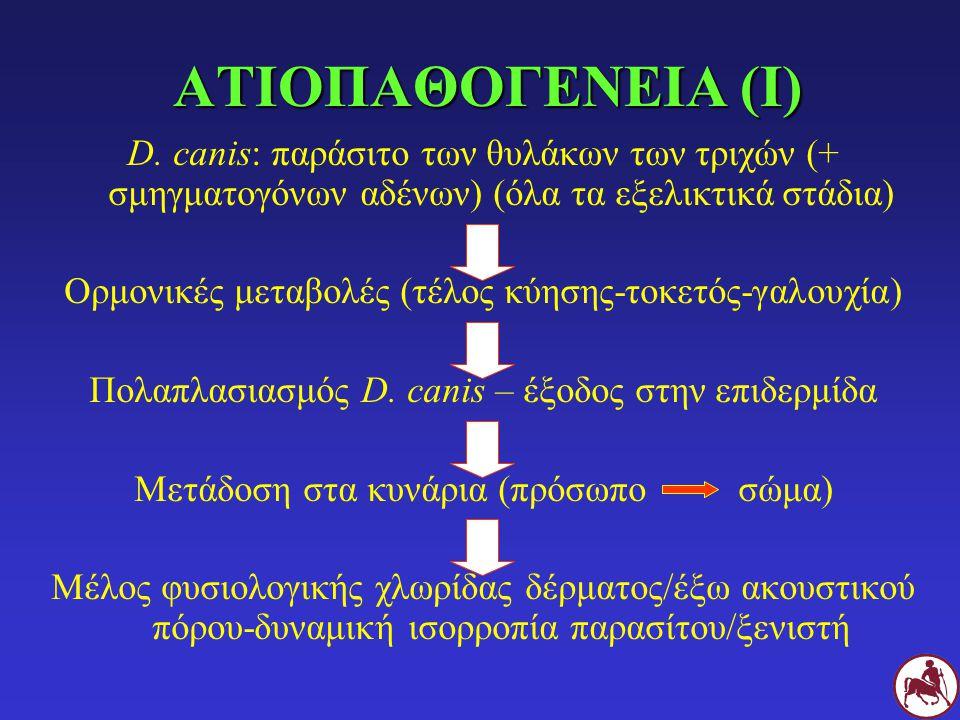 ΑΤΙΟΠΑΘΟΓΕΝΕΙΑ (Ι) D.