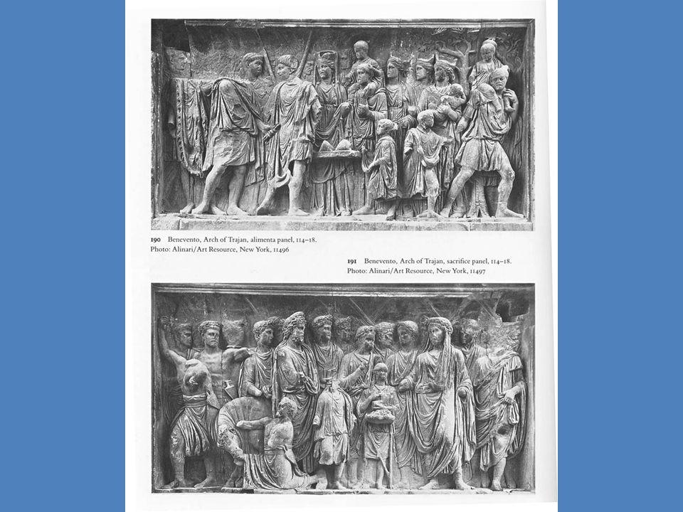 Ρώμη, arco di Portogallo : ανάγλυφα εποχής Αδριανού