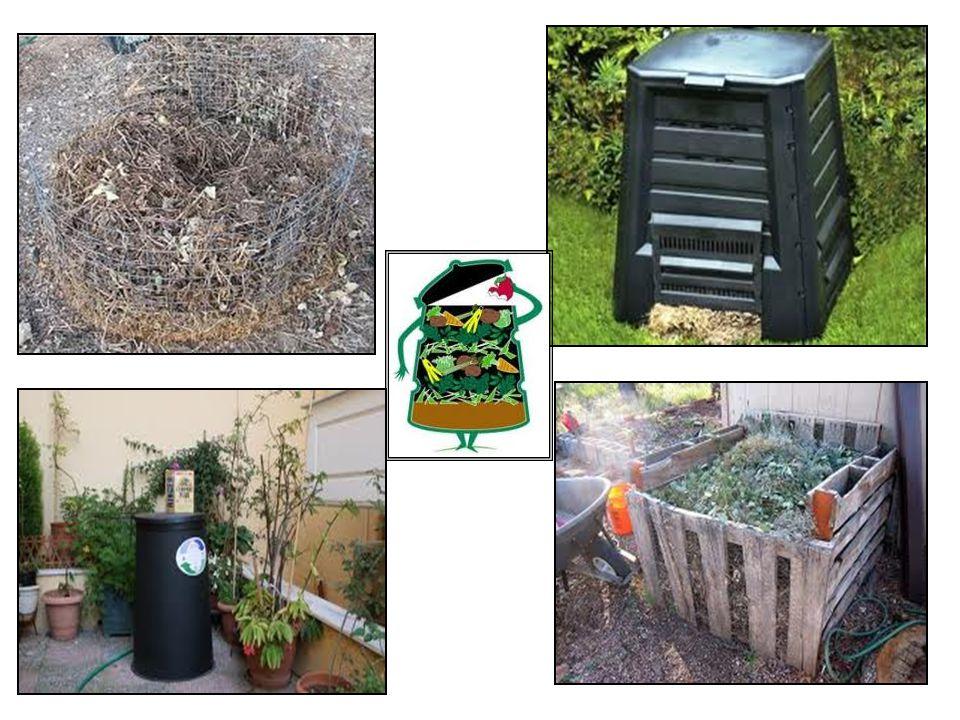 Κομπόστ μπορεί να παρασκευάσει ο καθένας σε λίγα τετραγωνικά μέτρα ανθόκηπου ή λαχανόκηπου, συγκεντρώνοντας τα υλικά σε σωρούς ή μικρές αυτοσχέδιες κα