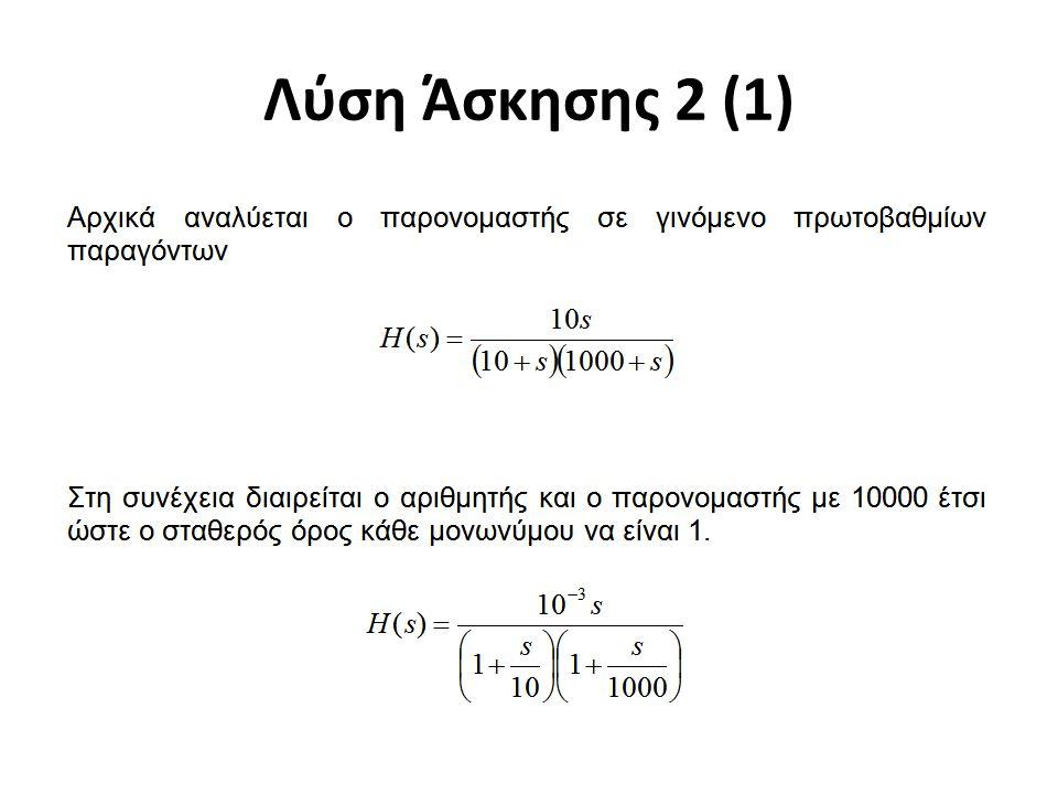 Λύση Άσκησης 2 (1)