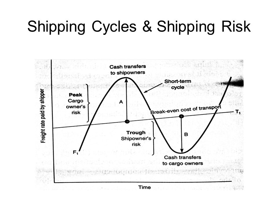Shipping Cycles & Shipping Risk