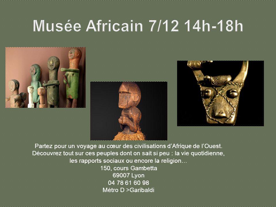 Partez pour un voyage au cœur des civilisations d'Afrique de l'Ouest.