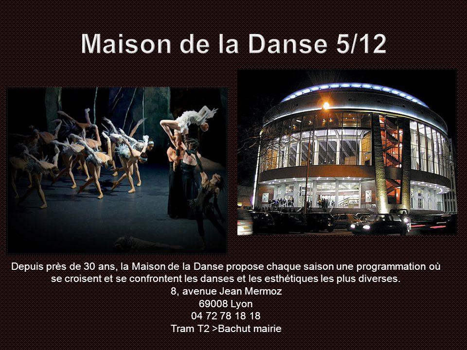 Depuis près de 30 ans, la Maison de la Danse propose chaque saison une programmation où se croisent et se confrontent les danses et les esthétiques les plus diverses.